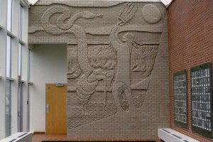 Saamis Sculpture